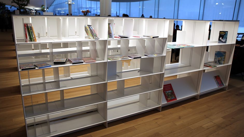 Finland's flagship library so popular it's running out of books