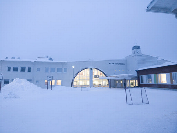 Oulun Kellon koulu 10.1.2019.