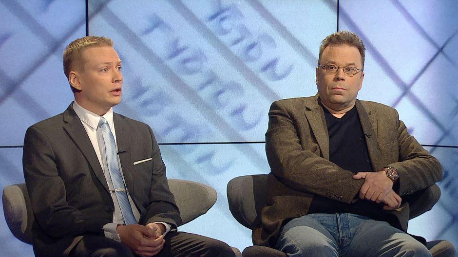 Olli Päärnilä ja Heikki Rantala