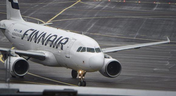 Finnair Aibus A319