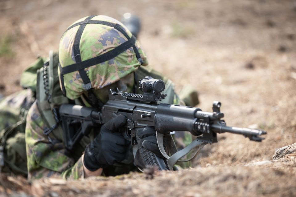 Finnish Army to use mustard gas in chemical warfare training