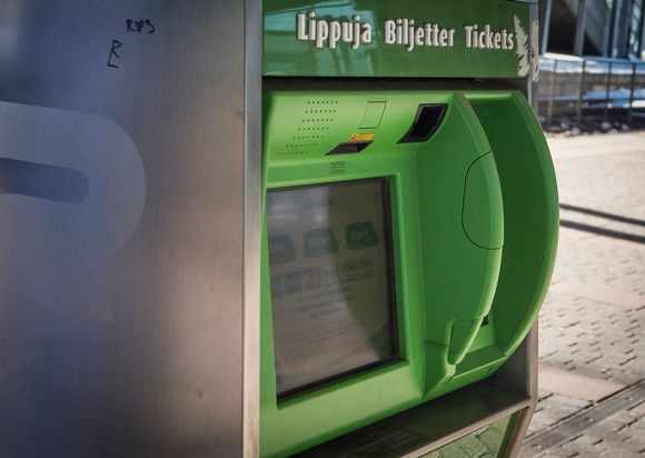 Lippuautomaatti
