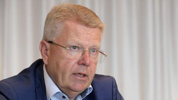 Elinkeinoelämän keskusliiton EK:n toimitusjohtaja Jyri Häkämies STT:n haastattelussa 13. elokuuta.