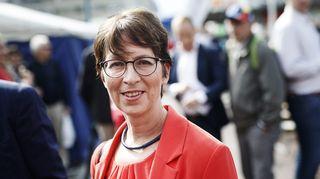 KD:n puheenjohtaja Sari Essayah
