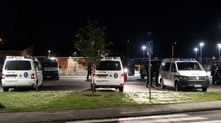 Poliisin mukaan ammuskelun tapahtumapaikka on eristetty tutkinnan vuoksi.