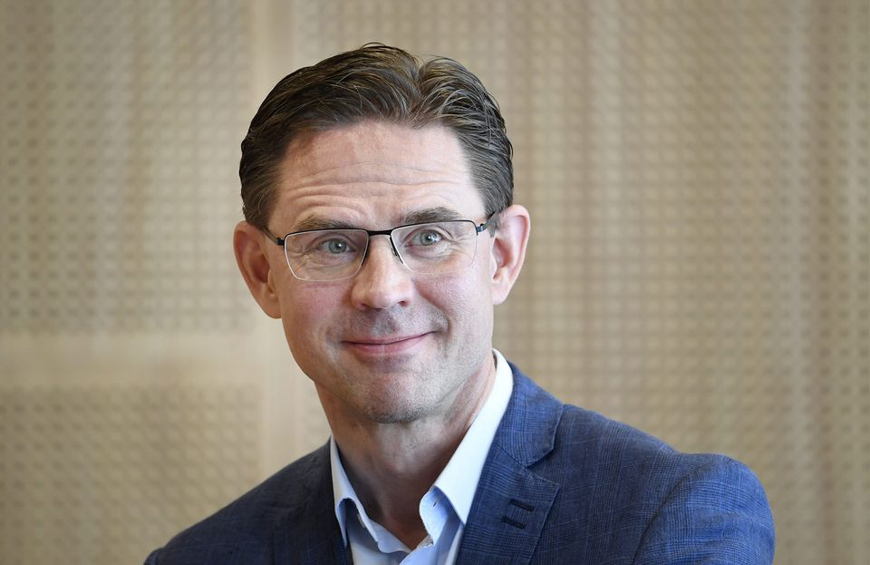 Ex-PM Katainen appointed president of Finland's state innovation fund