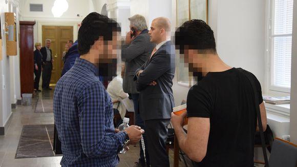 Irakilaisveljekset Turun Hovioikeudessa.