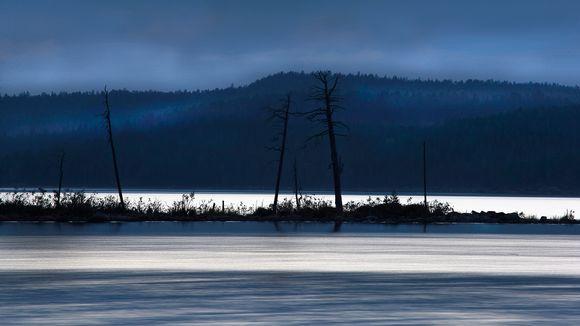 Inarinjärvi.