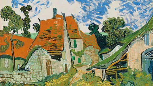 Auvers-sur-Oise -maalaus