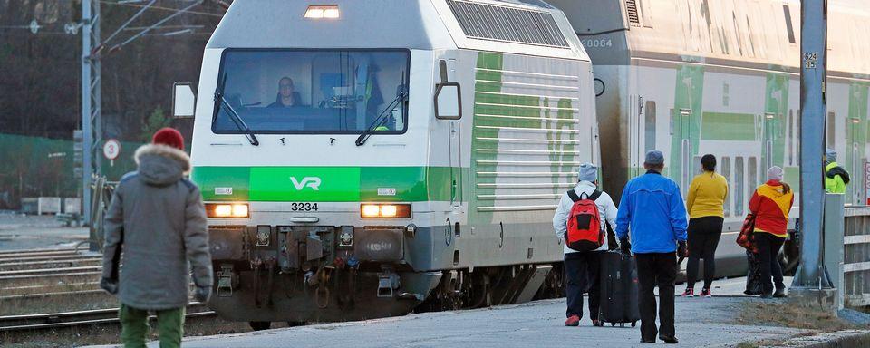 Juna Aika Taulut Helsinki Joensuu