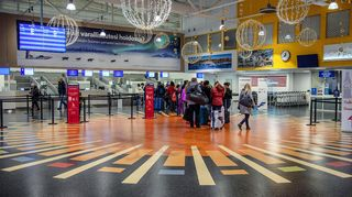 Ivalon lentoasema.