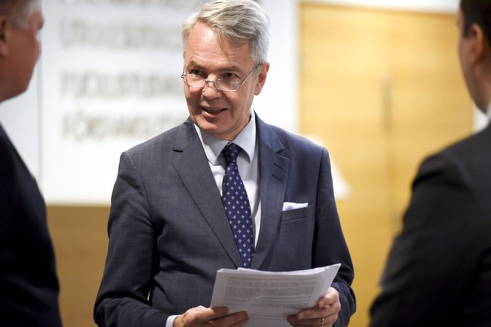 Northeast Syrian official heads to Helsinki for talks with Haavisto