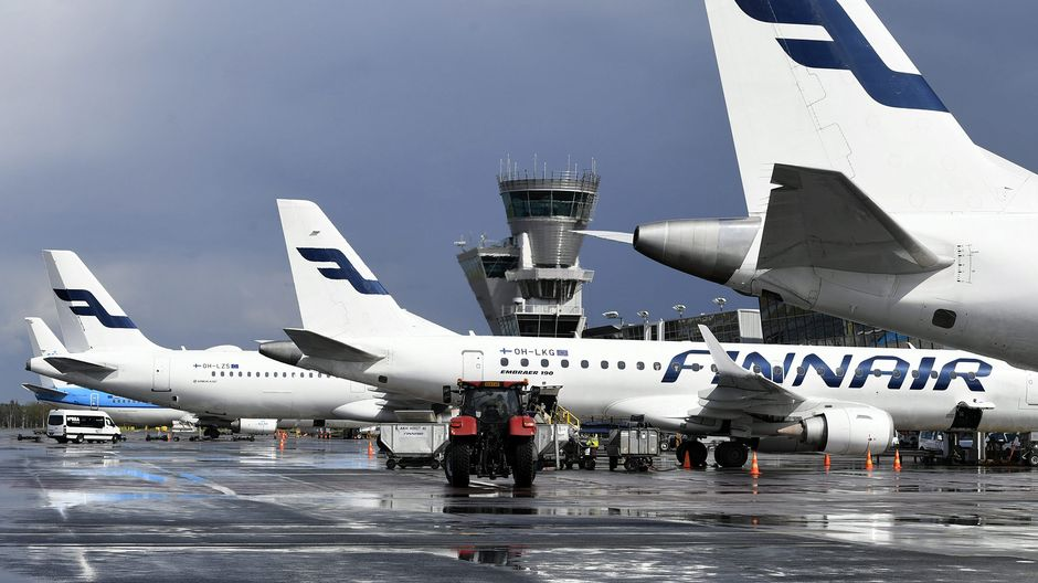 Finnair eyes pilot layoffs due to coronavirus
