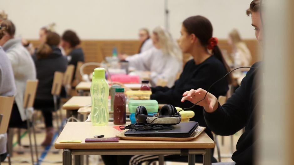 ylioppilaskirjoitukset Lahden Lyseon lukiossa