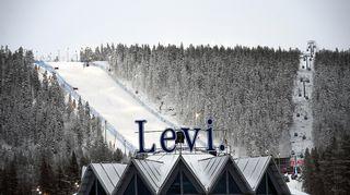 Levin hiihtokeskus.