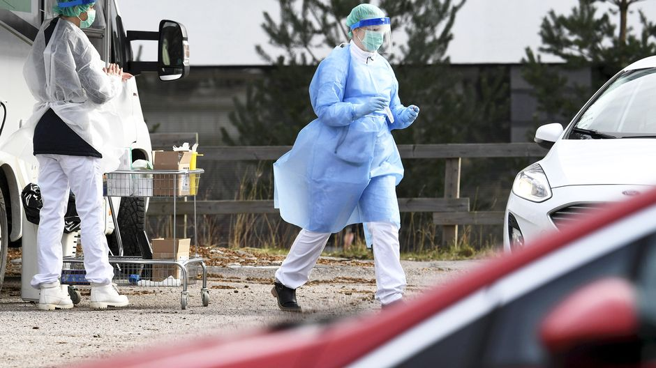 Reports: Finland has 300 recovered Covid-19 cases