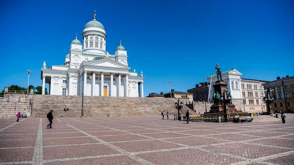 Въездной туризм в Финляндию в начале года резко сократился ...