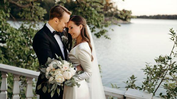 Sanna Marin ja Markus Räikkönen