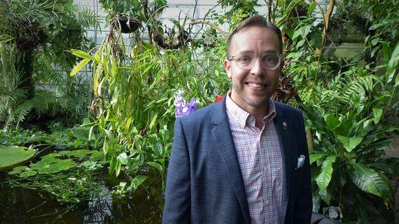 Ilari Sääksjärvi, professori, Turun yliopisto