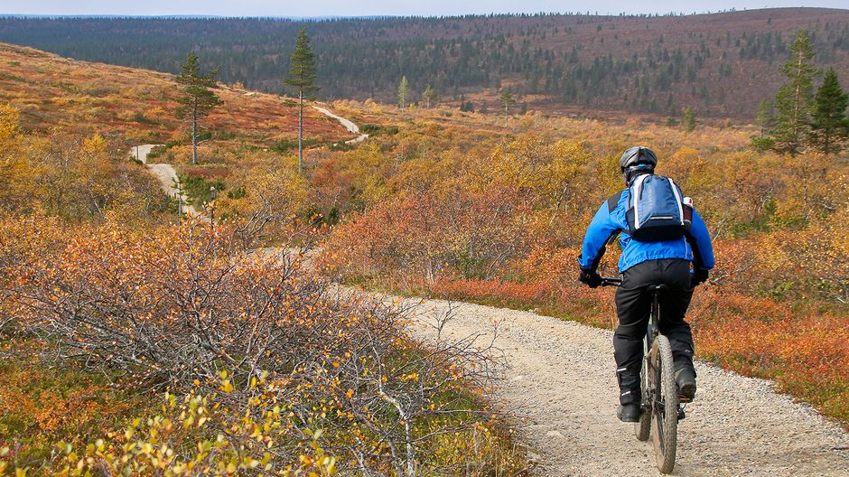 Suspended sentence for Lapland mountain bike shooter