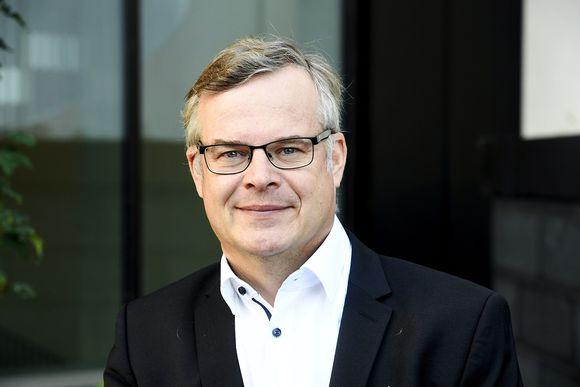 Helsingin ja Uudenmaan sairaanhoitopiirin HUS:n diagnostiikkajohtaja Lasse Lehtonen Helsingissä 18. elokuuta 2020.