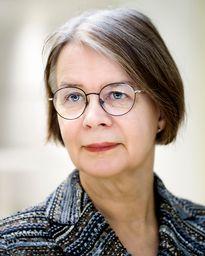 Turun yliopiston prosessioikeuden professori Johanna Niemi.