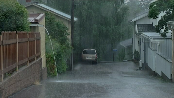 Heavy rains in the south and east | Yle Uutiset | yle.fi