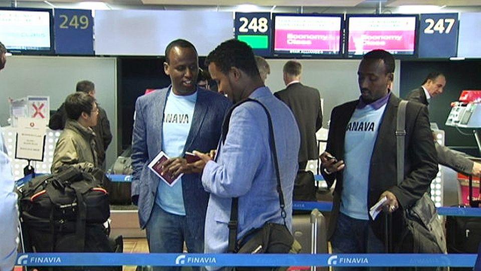 Image result for vantaa somalialaiset lentokenttä