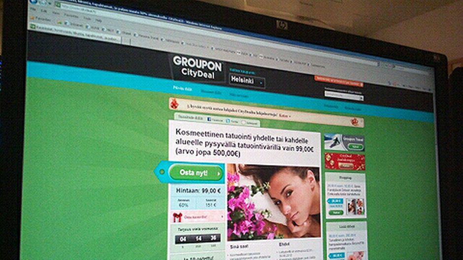 Groupon Suomi