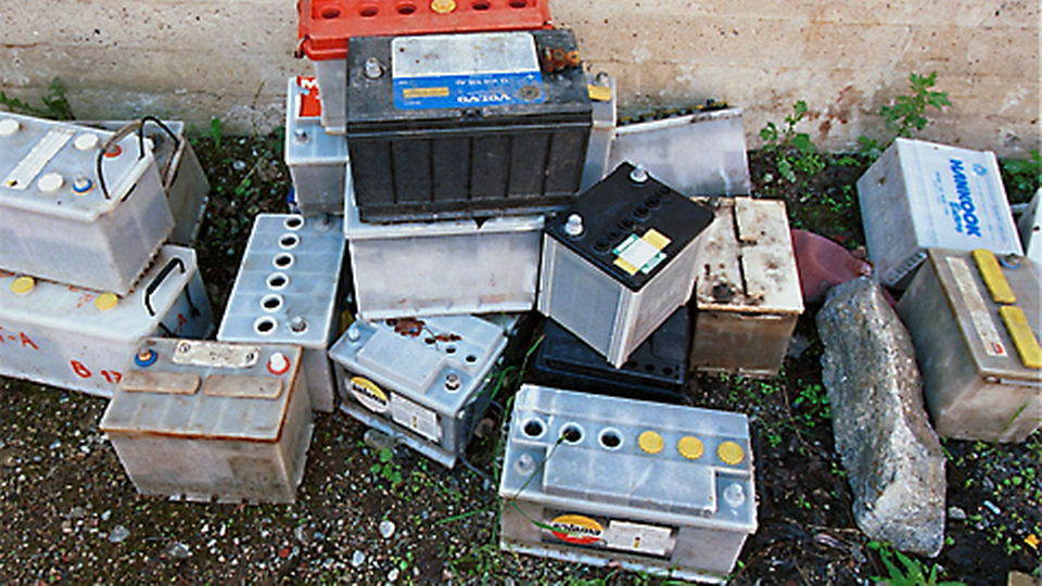 Used Car Batteries Near Me >> Exports Of Used Car Batteries Pose Environmental Hazard
