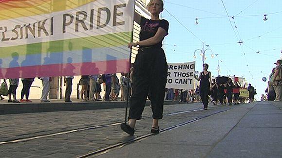 Helsinki Pride -kulkue