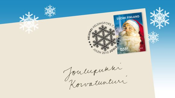 vuoden 2018 joulupostimerkki Final Christmas Posting Dates Draw Near | Yle Uutiset | yle.fi vuoden 2018 joulupostimerkki