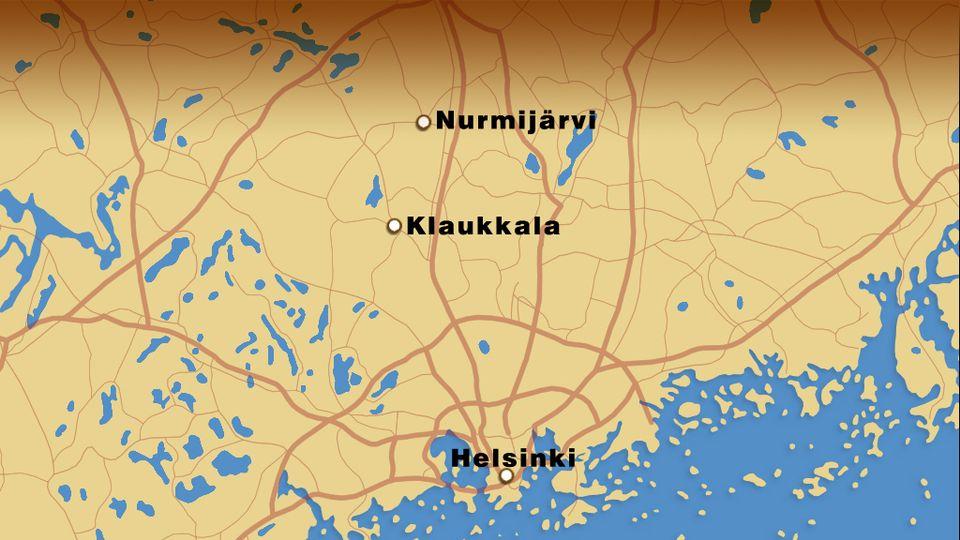 Klaukkala Residents Warned Of Water Risk Yle Uutiset Yle Fi