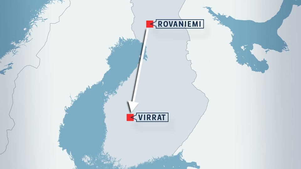 New National Hot Air Balloon Distance Record Yle Uutiset Yle Fi