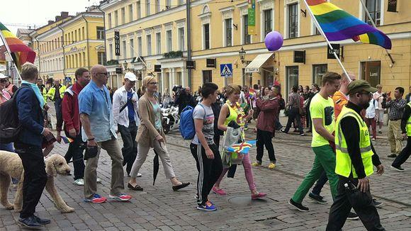 Helsinki Pride kulkue