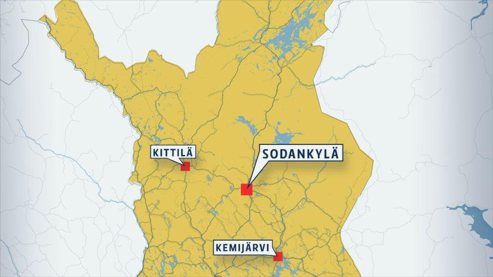 Sodankyla Gunman Arrested Yle Uutiset Yle Fi