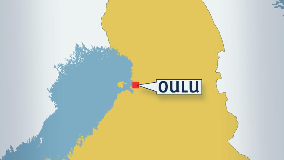 Oulu Kartta Matkan Mittaus