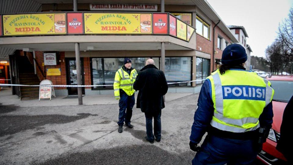 Alanya Pizzeria Oulu