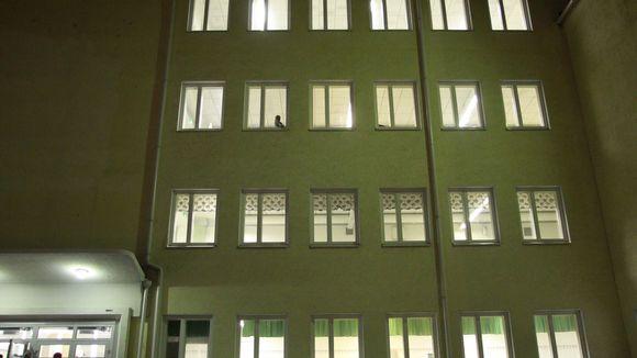 Tornion vastaanottokeskus.