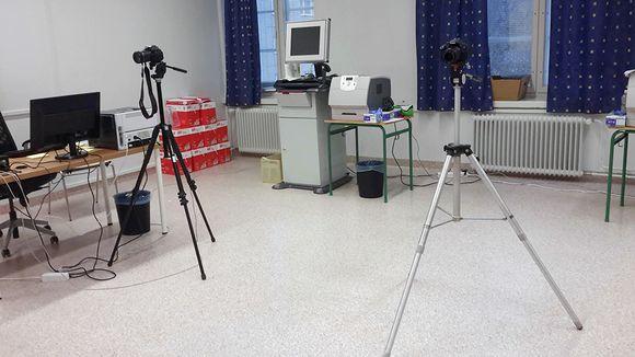 Tornion järjestelykeskus.