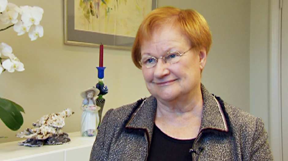 No, Tarja Halonen does not miss being president | Yle Uutiset | yle.fi