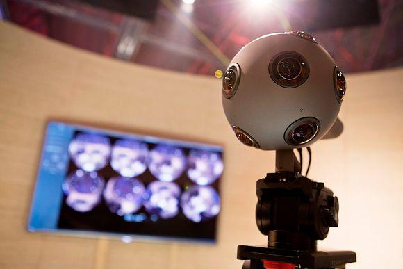 Nokian virtuaalitodellisuuskamera Ozo