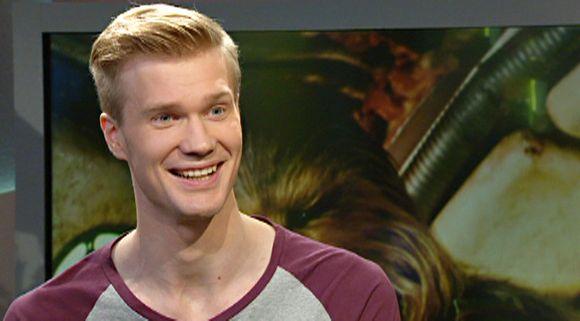 Joonas Suotamo Ylen Aamu-tv:ssä maanantaina