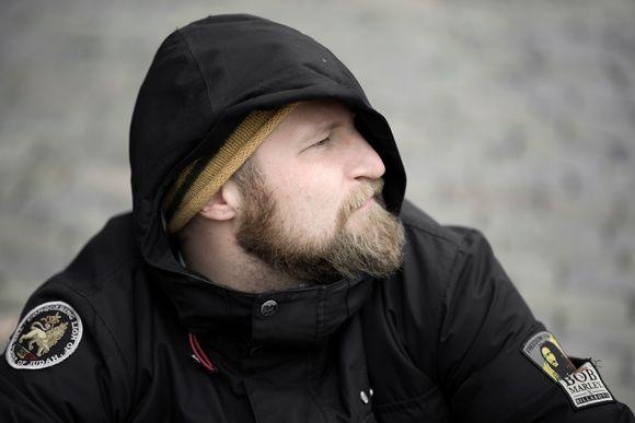 Paleface, eli Karri Miettinen