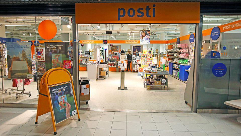 Почта начала предоставлять кредитные услуги | Yle Uutiset | yle.fi