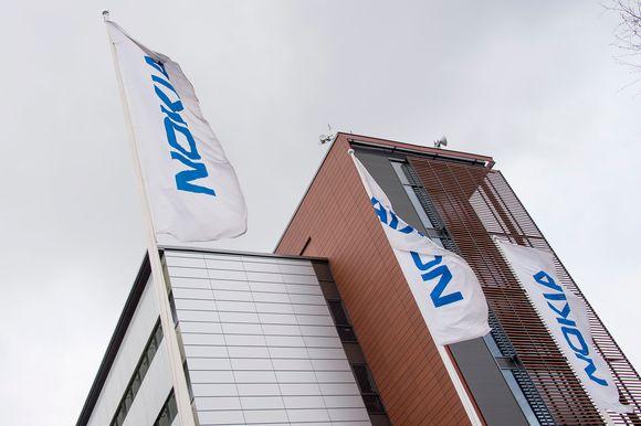 Nokian pääkonttori Espoossa.