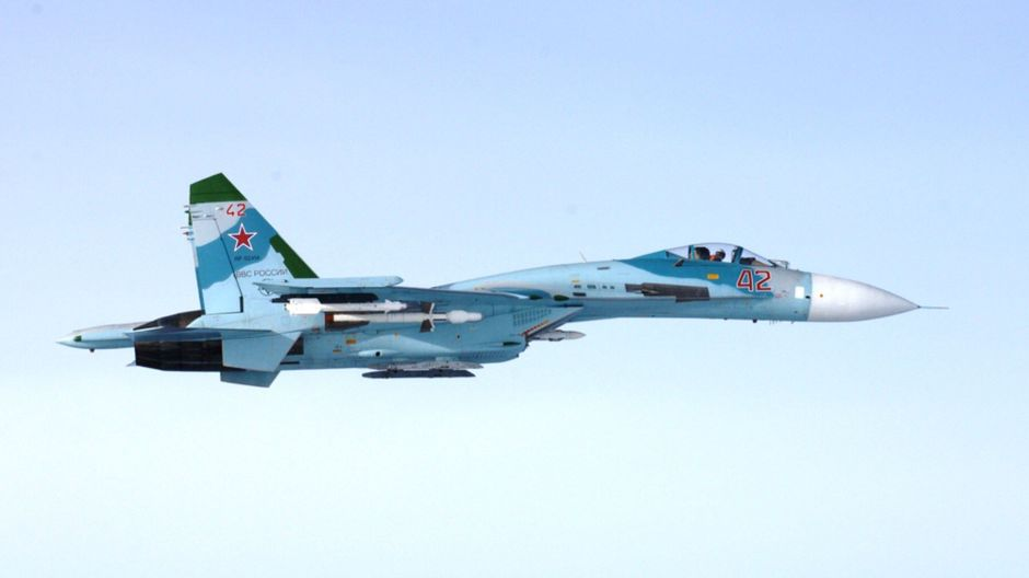 Border Guards confirm two Russian fighter jets invaded Finnish airspace