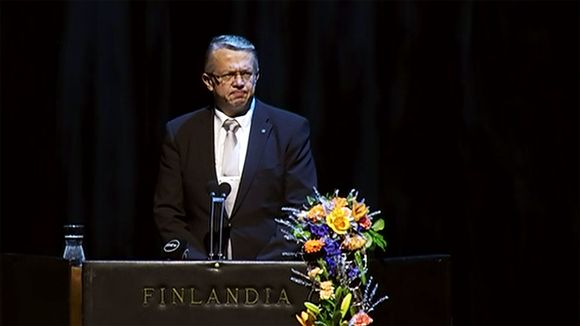 Perhe- ja peruspalveluministeri Juha Rehula.