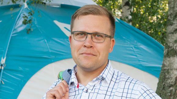 Jussi Eronen.