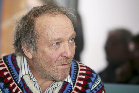 Perussuomalaisten kansanedustaja Teuvo Hakkaraisen (kuvassa) saamaa syytettä kiihottamisesta kansanryhmää vastaan käsiteltiin Keski-Suomen käräjäoikeudessa Jyväskylässä 4. tammikuuta 2017.